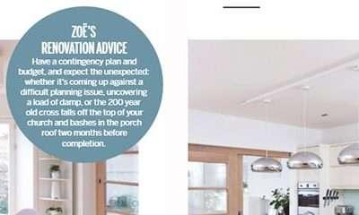 Life/Edit interiors feature in i-on Magazine: Scotland's largest lifestyle magazine